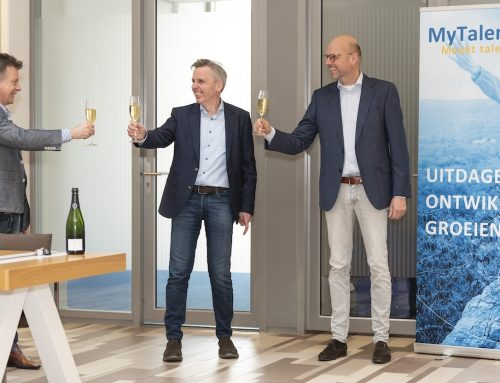 De Rabobank investeert in het MyTalentsLab platform!