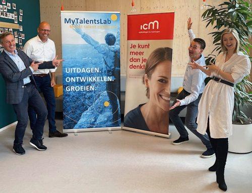 Met veel enthousiasme kondigen wij het partnerschap tussen ICM opleidingen & trainingen en MyTalentsLab aan!
